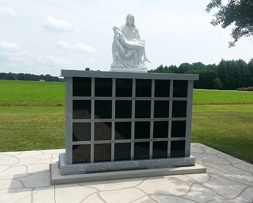 Eagle Granite Columbaria